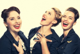 The Airlettes © the airlettes