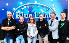 2020-07-18 Blue-Light-Bandfoto © Steffen Salow